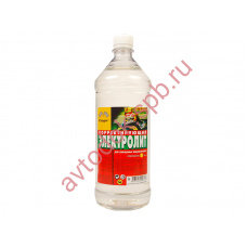 СТАРТ Электролит корректирующий 1,33 г/см3 (1 л/пэт) 6шт/уп
