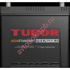 АКБ TITAN Asia standart 6СТ-62.0 (230х171х221) 550А