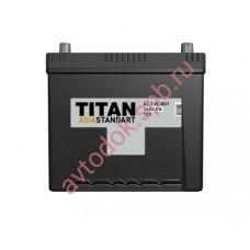 АКБ TITAN Asia standart 6СТ-62.1 (230х171х221) 550А