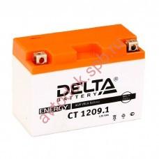 АКБ Delta moto 12v 9A/h (L+) 115A   151х71х107