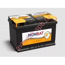 АКБ MONBAT Formula 85Ah 780En (310x175x175) R+ низкий
