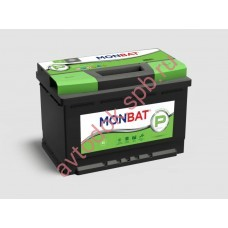 АКБ MONBAT Premium 60Ah 600En (242x175x190) R+