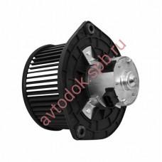Мотор печки 1118 (2123) с крыльчаткой, без провода 36.3730 БЕЛАК