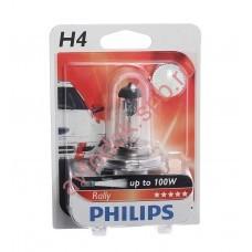 "Лампа ""Phillips""Н4 100/90вт RALLY"
