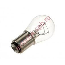 Лампа Narva P21/4W 12V-21/4W (BAZ15d) смещ цоколь 2-конт