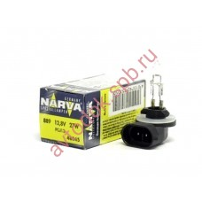 Лампа Narva 889 12,8V-27W (PGJ13)