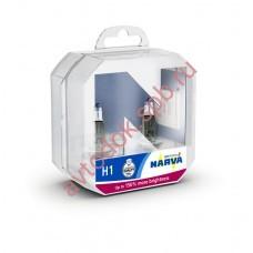 Лампа Narva H1 55вт RANGE POWER 150 (бокс 2шт) *04806 821*
