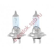 Лампа Narva H7 55вт+50% RANGE POWER BLUE (бокс 2шт)