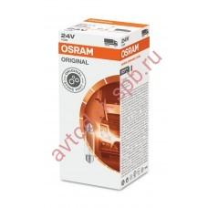 Лампа OSRAM C10W Fest T10.5 24V-10W (SV8,5-38mm)