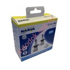 Светодиодная лампа NARVA H4 12V 6500 K  Range Performancer LED (бокс 2шт.)