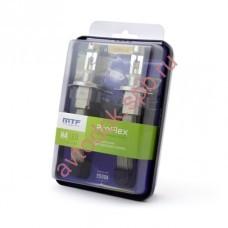 """Светодиодные лампы """"MTF"""" H4 PROFLEX LED (2шт. к-т) FAN 5500К,2500Lm, 12/24V, 25W"""