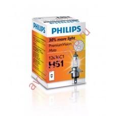 """Лампа мото """"Phillips""""НS1 12v 35/35w MOTO 12636С1"""