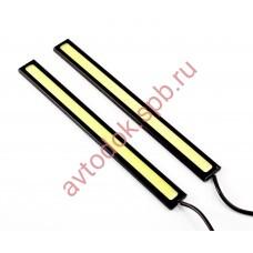Ходовые огни ВЫМПЕЛ DRL-17,5 см (установка под фары, суперяркие)