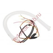 Ходовые огни ВЫМПЕЛ DGT-60 CM-WY (супер яркие гибкие с повор.,60 см)