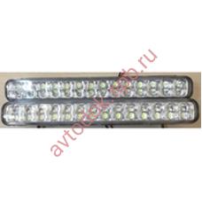 Ходовые огни HY-091-16-P LED (12V, 180*25мм) 14-диодов