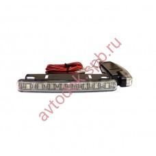 Ходовые огни HY-092-14 LED (10-30V, 155*20мм) 8-диодов