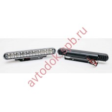 Ходовые огни HY-092-16-P LED (10-30V, 180*25мм) 16-диодов