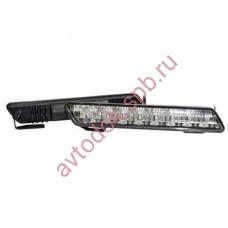 Ходовые огни HY-092-21 24LED (12V, 200*29мм) 24-диода
