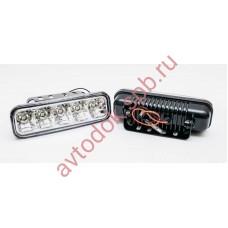 Ходовые огни HY-092-3-P 5LED (12V, 145*45мм) 5-диодов