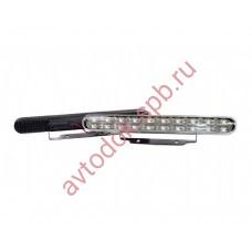Ходовые огни HY-092-5-P 20LED (12V, 220*25мм) 20-диодов