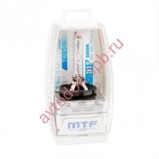 Лампа газоразрядная (ксенон) MTF Light D1S, 85В, 35Вт, 5000К, TREND