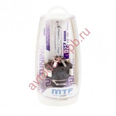 Лампа газоразрядная (ксенон) MTF Light D2S, 85В, 35Вт, 6000К, TUNING
