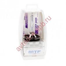Лампа газоразрядная (ксенон) MTF Light D3S, 42В, 35Вт, 6000К, TUNING