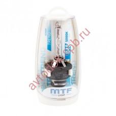 Лампа газоразрядная (ксенон) MTF Light D4S, 42В, 35Вт, 5000К, TREND