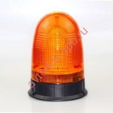 Маяк светодиодный 120 SMD 12-24V желтый