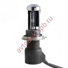 Лампа газоразрядная (ксенон) MTF Light 12В H4 Биксенон 6000К ST ЦЕА за 1шт ( в уп. 2шт)