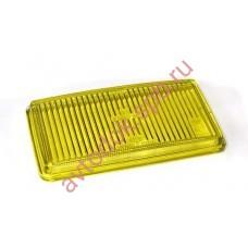 Стекло фары ПТФ 2108 (желт)