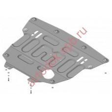 Защита двигателя LADA VESTA 2мм сталь,КПП с 2015г.