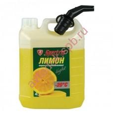 """Стеклоочиститель зимний """"Лимон"""" -20 ПЭТ 4л"""