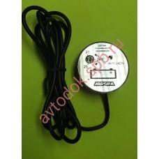 Вольтметр-датчик пониженного напряжения 24V