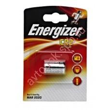 Элемент питания 3V CR2 ENERGIZER LITHIUM