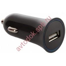Зарядное устройство для моб. устройств в прикур. c 1 USB UCC-1-7-QC3.0