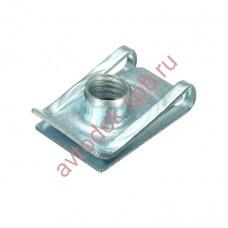 80329 Скоба металлическая под винт d-5 универсальная