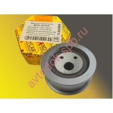 Ролик натяжителя 2108 н/о двухрядный, металл. обойма ANDYCAR