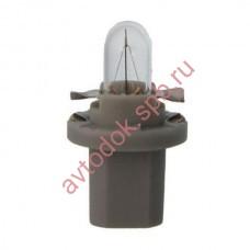 Лампа Патрон NARVA BAX1,2W (B8.5d) 24V (серый)