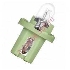 Лампа Патрон NARVA BAX2W (BХ8.5d) 12V (зеленый)