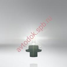 Лампа Патрон OSRAM BAX1,2W (BX8.4d) 12V (черный)