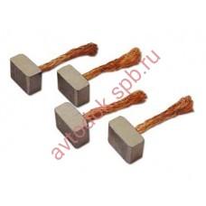 Щетки стартера 2110 к-т (1*14*10)
