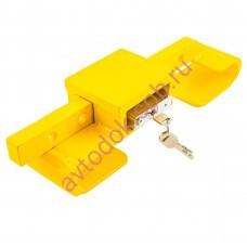 Блокиратор задней двери кузова (контейнера) груз а/м
