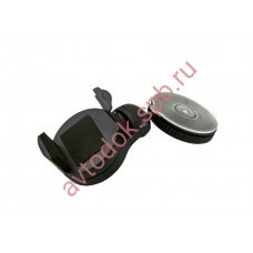 Держатель телефона/смартфона на стекло (ультракомпактный) HT-S3