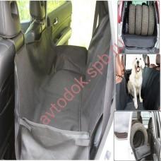 Накидка защитная на спинку заднего сиденья или багажник ZAN-ANM-BIG-RU