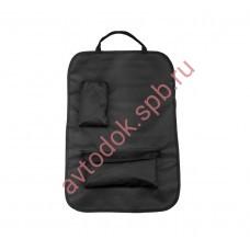Накидка защитная на спинку сиденья 2 кармана ZAN-FS-2K-RU