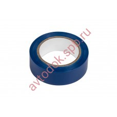 Изолента CARGEN синяя 18мм х 9м (0.12мм) PROFI