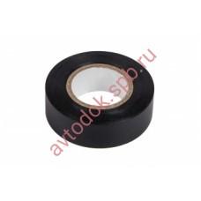Изолента CARGEN черная 18мм х20м (0.11мм) для жгутов проводки PROFI