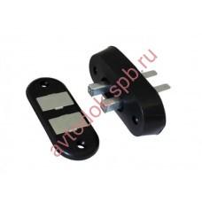 Концевик сигнализации на сдвижную дверь (2 части)