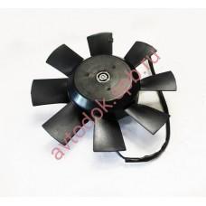 Мотор охлаждения радиатора 2106 с крылом 70.3730 ПРАМО